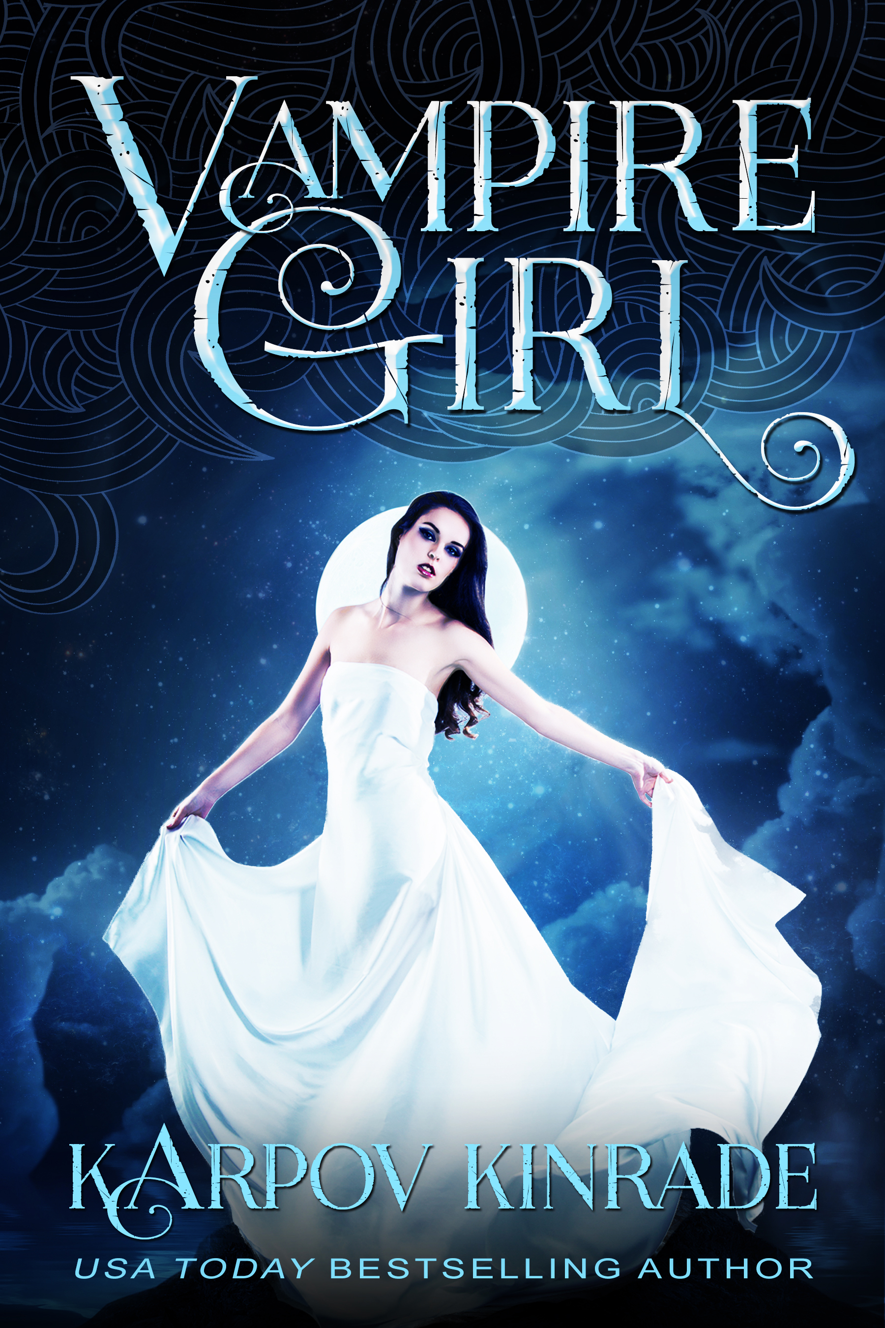 Giveaway plus exciting Vampire Girl news! #ReadKk