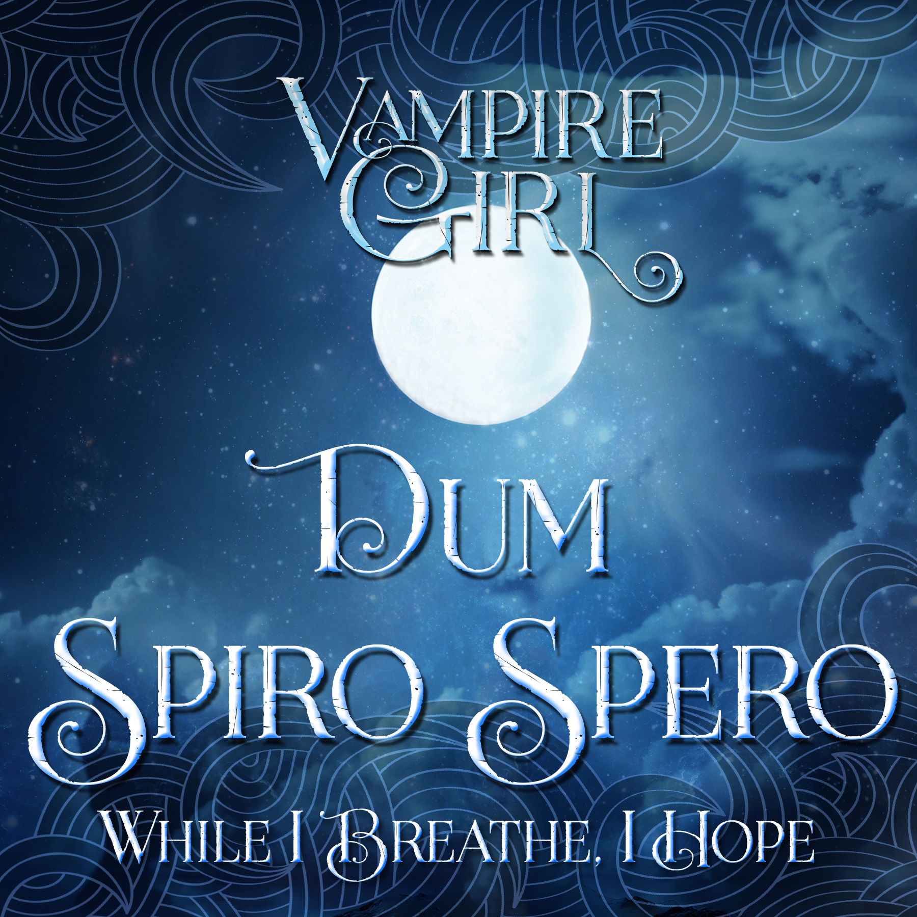Are you ready for the end? Vampire Girl 4… sneak peek